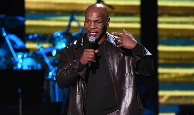 Mike Tyson to try his luck in music industry?