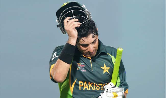 Misbah ul Haq to quit ODIs after ICC Cricket World Cup 2015