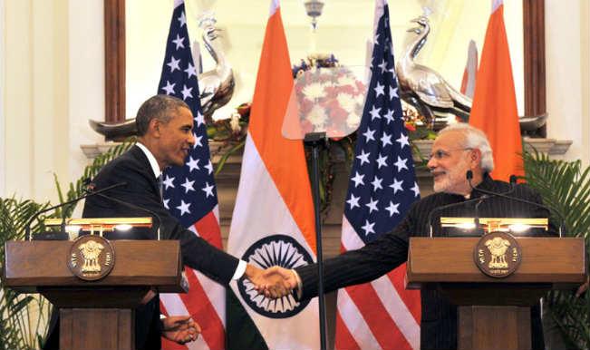 नरेंद्र मोदी ने बराक ओबामा को गायिका मरियन एंडर्सन की रिकार्डिग भेंट की