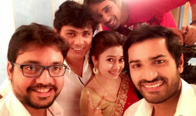 Uttaran: Mrunal Jain has a family-like bond with the telly show cast