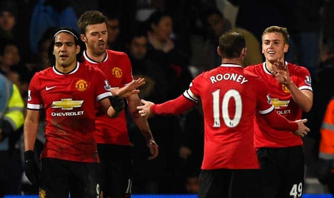 Manchester United vs Leicester City Live Streaming and Score: Watch Live Telecast Online of Barclays Premier League 2014-15 Match