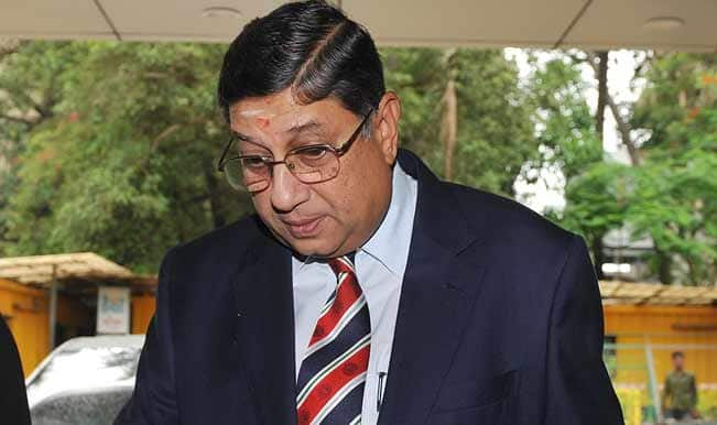 N Srinivasan barred from contesting BCCI elections: Supreme Court verdict on IPL spot fixing