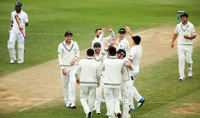 New Zealand vs Sri  Lanka 2nd Test: Kane Williamson, BJ Watling's knocks give Lankans huge target to chase on final day