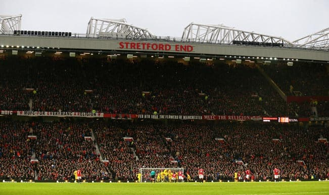 Manchester United's home ground Old Trafford infested with mice