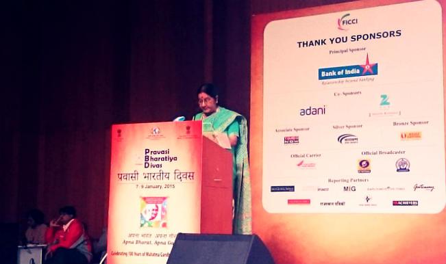 प्रवासी भारतीय सम्मेलन शुरू, सैकड़ों युवा कर रहे शिरकत
