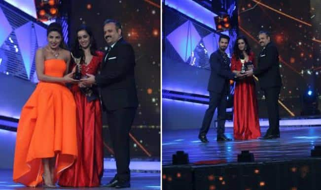 Star Guild Awards 2015 full winners list: Priyanka Chopra, Shahid Kapoor, Deepika Padukone, Mohit Raina, Ronit Roy win top honours