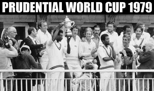 1979 cricket world cup officials