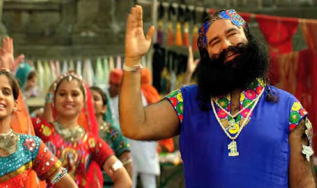 MSG: The Messenger of God song Raatan Baatan: Guru ji kills goons by playing a mouth organ!