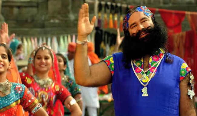 MSG: The Messenger of God song Raatan Baatan: Guru ji kills goons by playing a mouth organ!