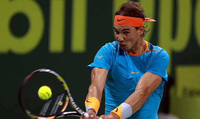 Qatar Open: Rafael Nadal ousted by German qualifier in first round