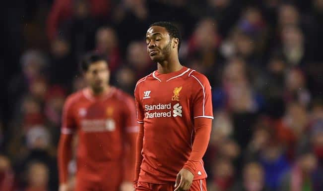 Capital One Cup 2014-15: Raheem Sterling earns Liverpool a draw in the semi-final first-leg against Chelsea