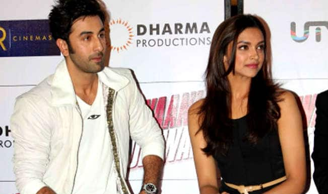 Ranbir Kapoor and Deepika Padukone's new movie trailer out: Be prepared to get goosebumps!