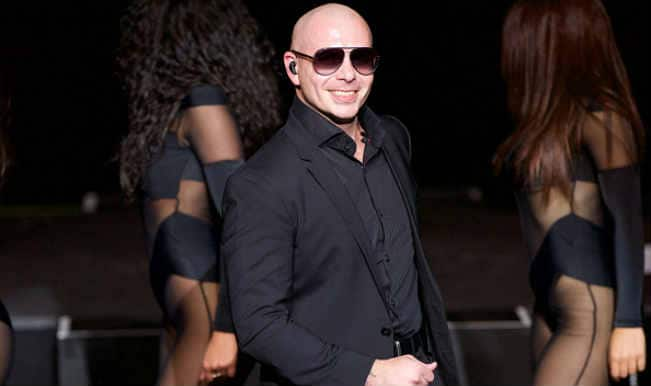 Rapper Pitbull: I want to make history in 2015