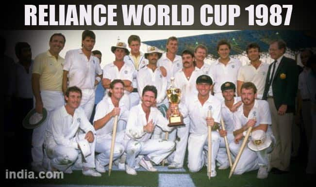 Reliance World Cup 1987: Tournament Overview and Summary