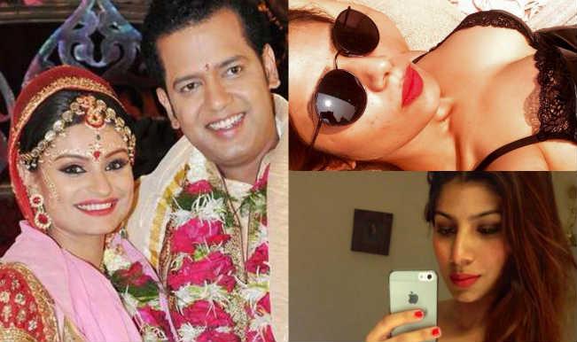 Exposed! Bigg Boss Halla Bol: Rahul Mahajan's dating new pretty lass Aparna Joshi