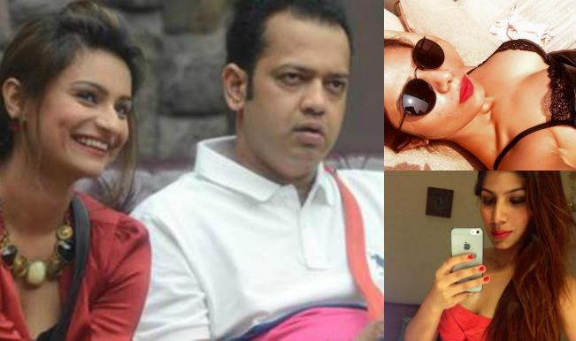 Bigg Boss Halla Bol: Casanova Rahul Mahajan denies dating model Aparna Joshi!