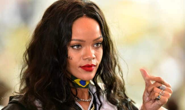 Rihanna to quit dating rappers?