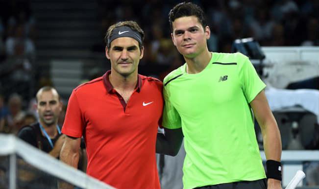 Roger Federer vs Milos Raonic Live Streaming: Get Live Telecast of Brisbane International final