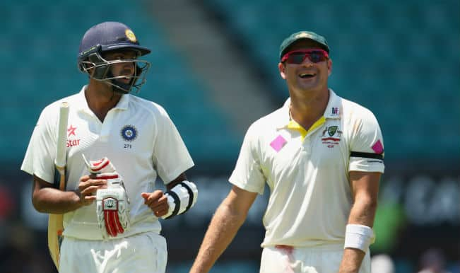 India-Australia Test series was played on flat pitches, feels Ryan Harris