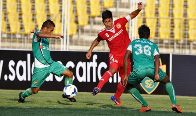 I-League 2015: Salgaocar FC hold Pune FC to 1-1 draw in tournament opener