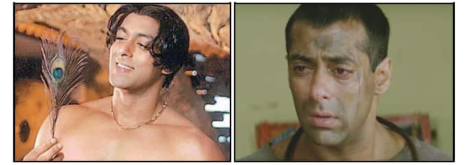 6 Of Salman Khans Most Notable Hairstyle Transformations
