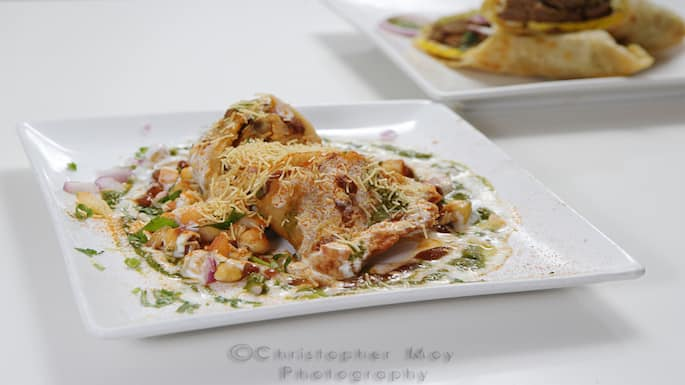 Cheat Your Way to Samosa Chaat