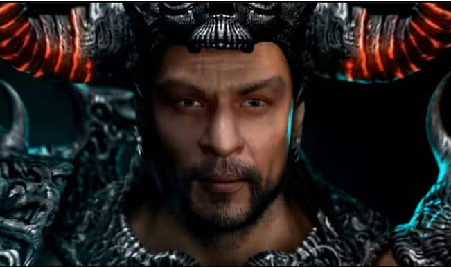 Shah Rukh Khan turns into majestic warrior for graphic novel 'Atharva – The Origin'! Watch the trailer