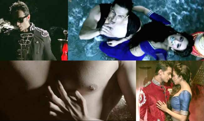 Kamasutra Song Dooba Hooa Hain Watch Shaleen Bhanot Reveal His Horny Side