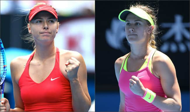 Maria Sharapova vs Eugenie Bouchard, Australian Open 2015: Free Live Streaming and Match Telecast of Quarter-Final 2