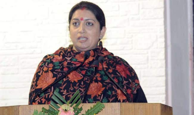 Smriti Irani, state education ministers to discuss new education policy