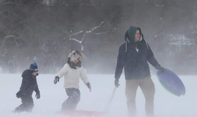 Snowstorm wreaks havoc in US northeast coast – New York City, Boston, Philadelphia