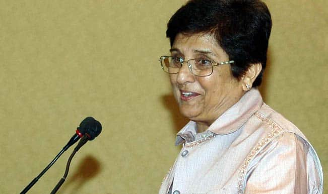 Arvind Kejriwal's company 'highly toxic', he is negative: Kiran Bedi