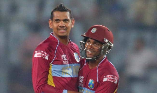 ICC Cricket World Cup 2015: Sunil Narine withdraws from West Indies squad