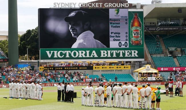 Sydney Test will be very emotional for Australia