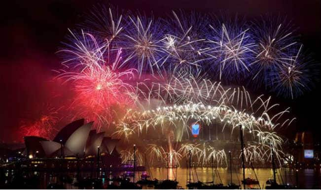 first happy new year 2015 wishes from australia sydney australia new years eve