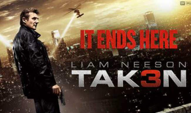 Taken 3 Movie Review: Predictable and mediocre