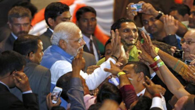 India's Diaspora: Assuming a Transformative Role Under Prime Minister Narendra Modi
