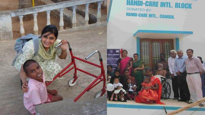 Handi-Care International Secures Grant to Support Thousands of Disabled Indian Villagers