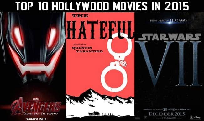 Happy New Year 2015: Top 10 most-anticipated Hollywood movies