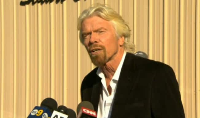Richard Branson wants to build 'satellite constellations' that will provide internet access to all