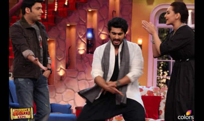 Ranbir in Comedy Nights With Kapil Dailymotion While Comedy Nights With Kapil