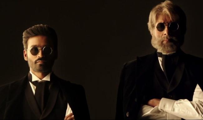 Shamitabh trailer: Amitabh Bachchan and Dhanush make a terrific and promising duo!
