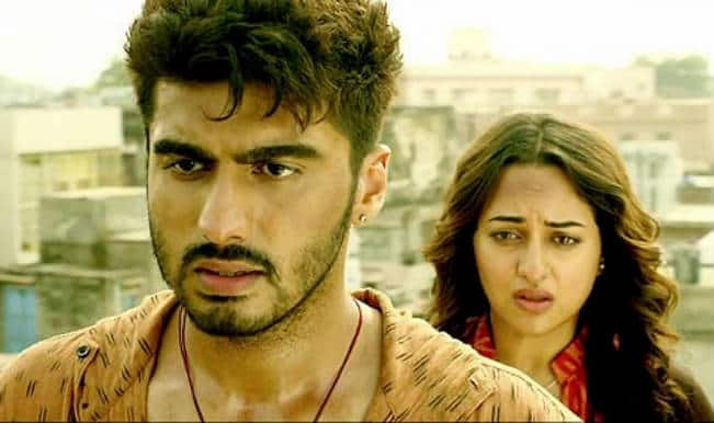 Tevar box office report: Arjun Kapoor and Sonakshi Sinha starrer gets thanda response at BO