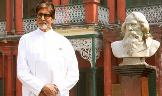 Republic Day 2015: Amitabh Bachchan pays an ode to the song of the nation, sings the national anthem