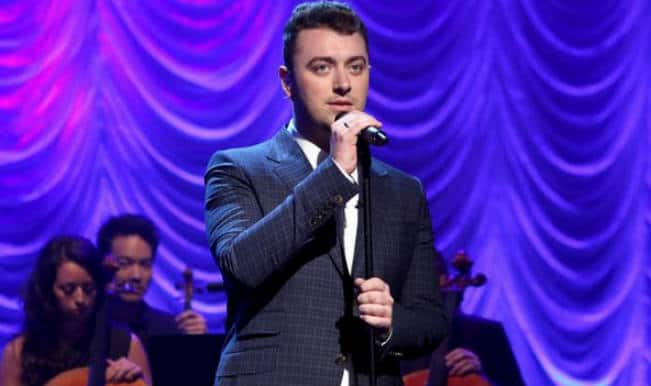 Sam Smith annoyed by comparisons to Adele