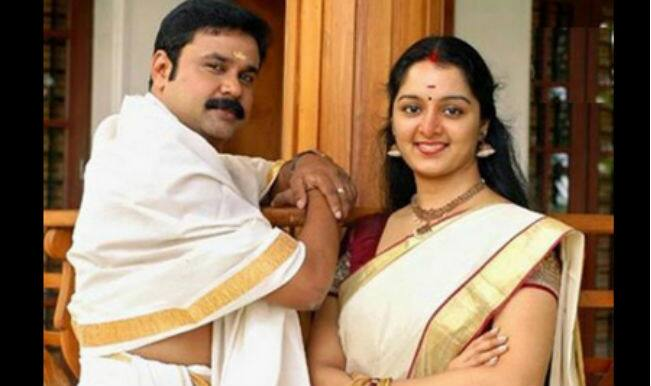Kerala star couple Dileep & Manju Warrier divorced