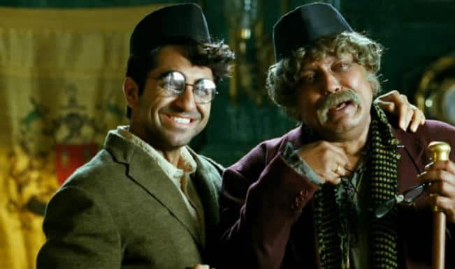 Hawaizaada song Daak Ticket: Check out Ayushmann Khurrana's new avatar in this inspirational song!