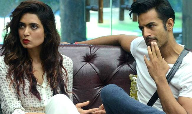 Bigg Boss 8 Halla Bol: Karishma Tanna wants money and Upen Patel; may dump boyfriend reveals Dimpy Ganguly