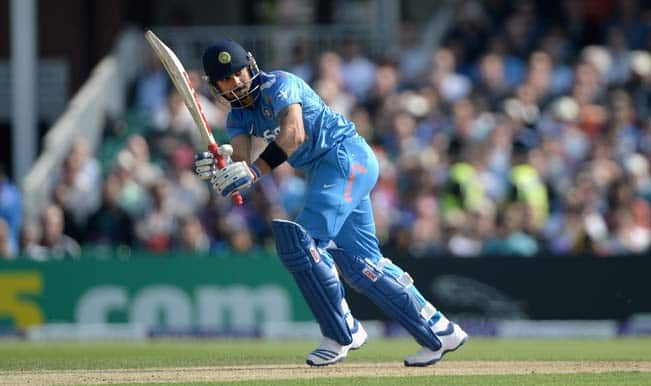 Live Cricket Scoreboard & Ball by Ball Commentary of India vs Australia 5th ODI at Sydney