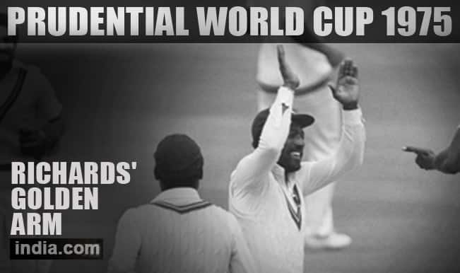 Prudential World Cup 1975: Final's crowd trouble & other highlights